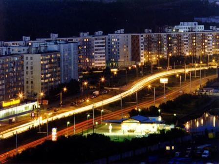 Энергосбережение в освещении городских улиц